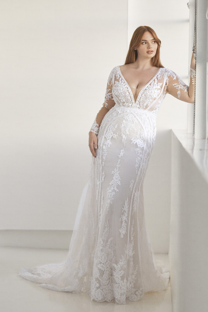 Ashley Graham Bridal Collection